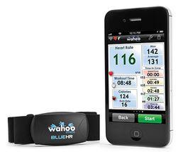 Wahoo Blue HR gir deg pulsmåling på iPhone 4S. Har du en eldre iPhone-modell, trenger du et ANT+-pulsbelte og en spesiell adapter.