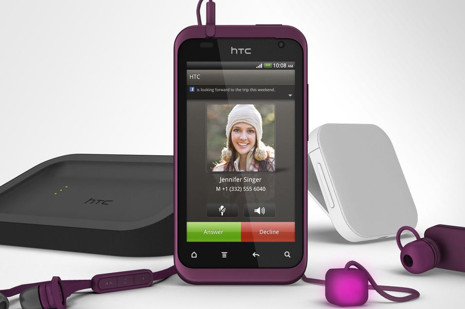 TEST: HTC Rhyme
