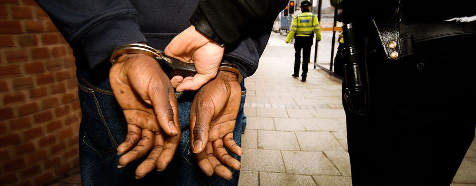 Britisk politi ble angrende synder