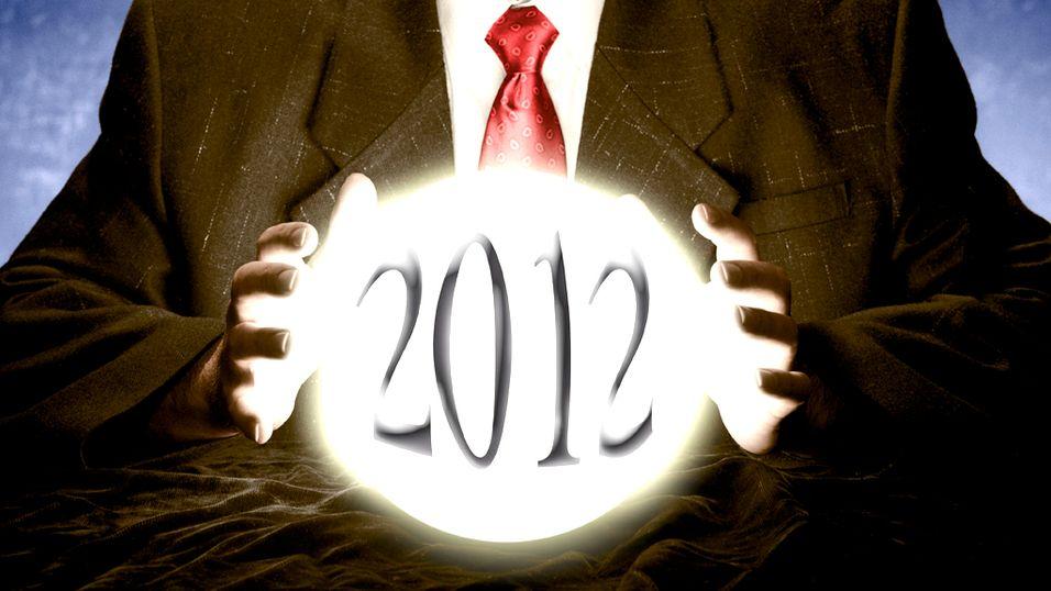 Slik blir mobilåret 2012