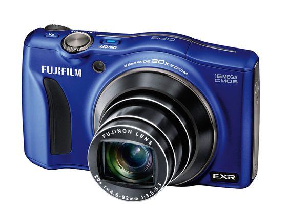 Fujufilm F770EXR er Fujilfilms nye entusiastkompakt.
