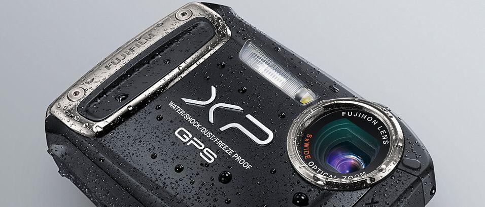 Lanserer vanntette kameraer