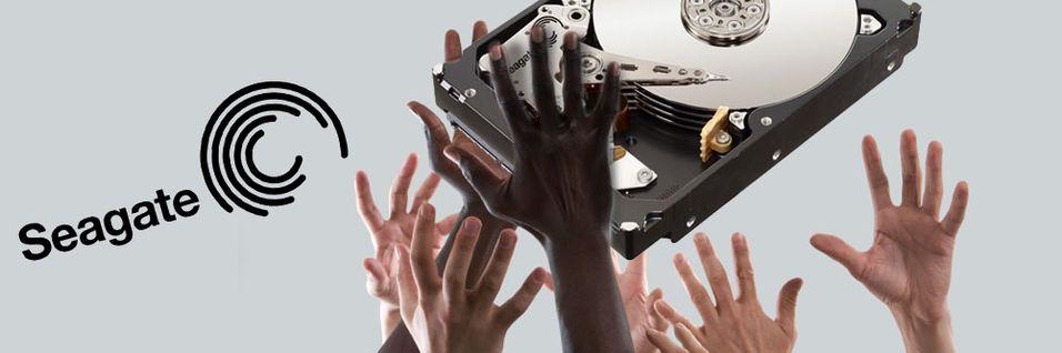 – SSD konkurrerer ikke mot harddisken