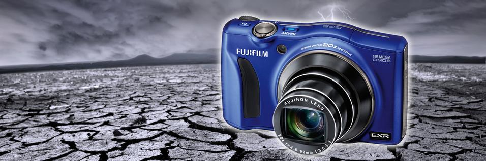 Nye entusiastmodeller fra Fujifilm