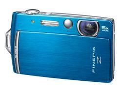Finepix Z110 blir designmodellen