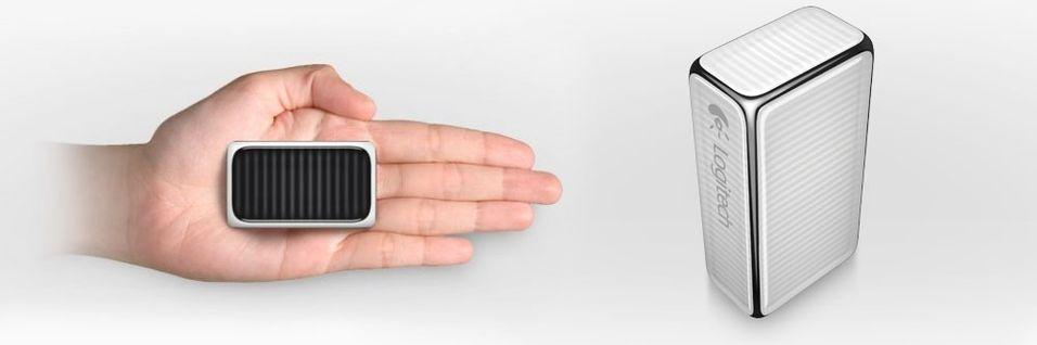 Logitech Cube finner opp musen på nytt