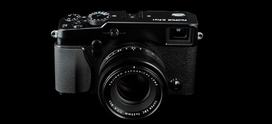 Her er Fujifilms nye superkamera