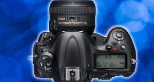 Nikon D4 lansert
