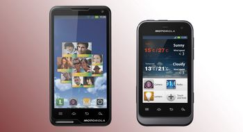 Motorola slipper liten tøffingtelefon