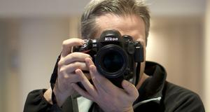 Nikon D4 Tungvekterkamera med mye å tilby