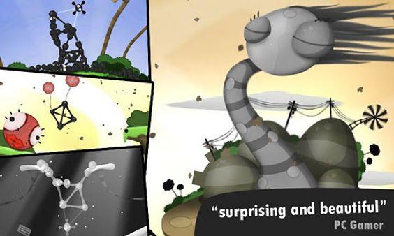 World of Goo er et veldig artig spill.