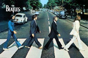 Artister som The Beatles kan du se langt etter på Spotify.
