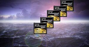 Lanserer verdens raskeste CF-kort
