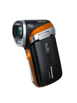 Panasonic HX-WA20 er den tøffeste av de nye modellene.