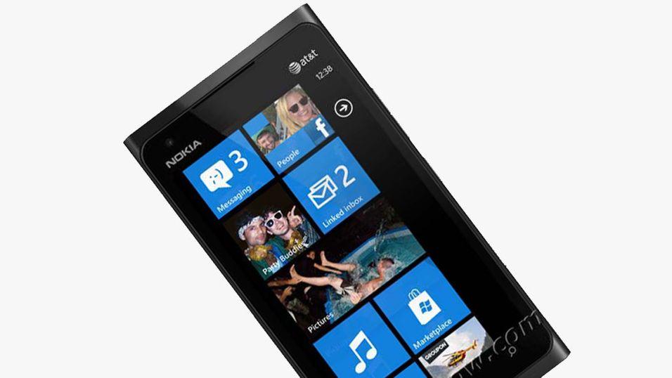 Nokia Lumia 900 lanseres i kveld
