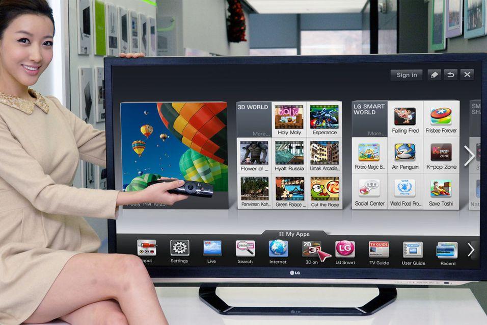 LGs nye TV styres med stemmen