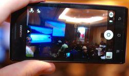 Kameraet i P1S skal være kraftig forbedret i forhold til tidligere Huawei-modeller.