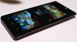 Ved lansering er Ascend P1S verdens tynneste mobiltelefon. CES er imidlertid såvidt begynt, så vi vet ikke om den beholder rekorden hele veien til fredag.