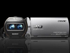 HDR-TD20VE er 3D-satsingen fra Sony.