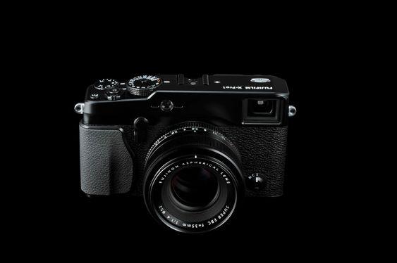Fujifilm X-Pro1 - sannsynligvis det mest spennende kameraet som ble sluppet på CES 2012.