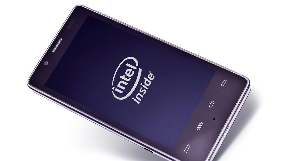 Motorola skal lage Intel-mobiler