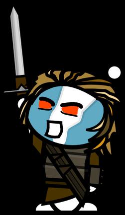 Reddit-maskoten vil ha frihet, og har kledd seg deretter.