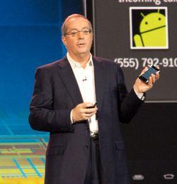 Otellini med referansedesignen for telefoner