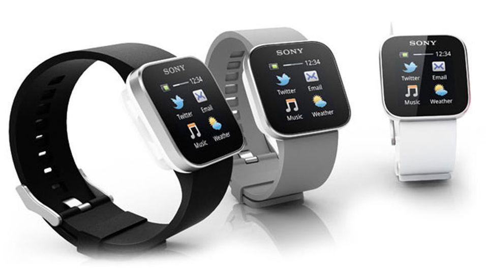 Sony med ny Android-klokke