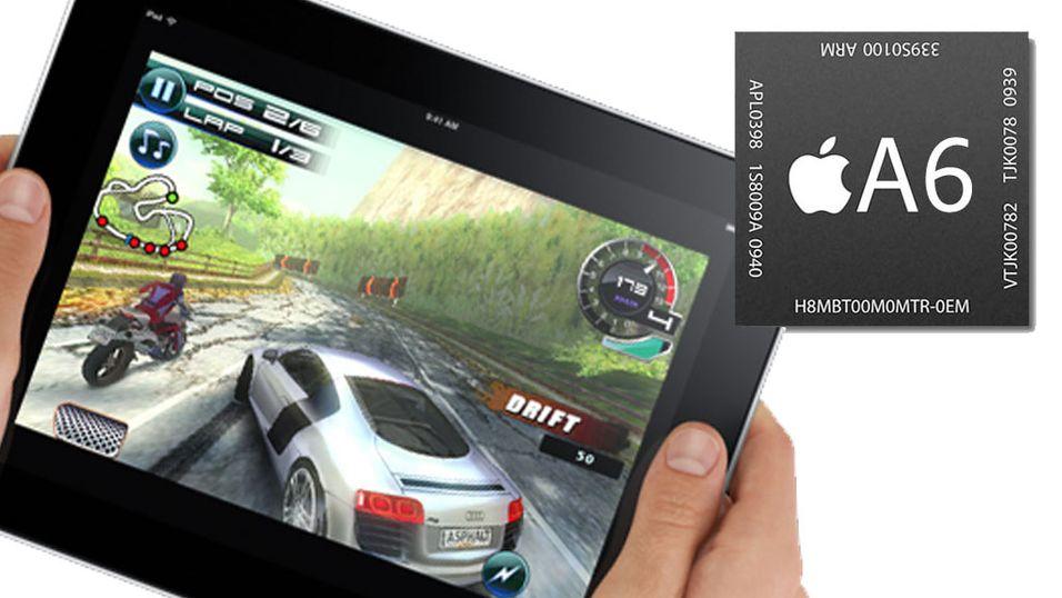 iPad 3 kan få ultrarealistisk spillgrafikk
