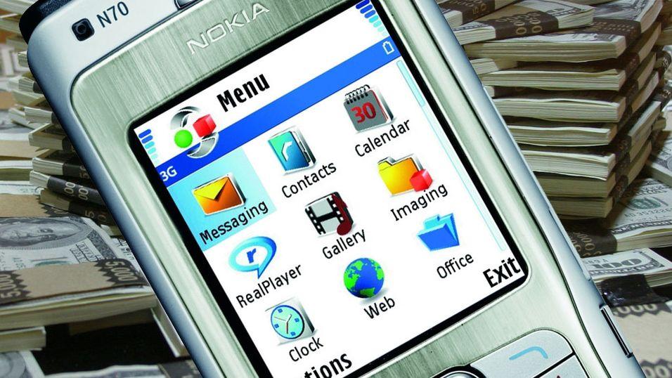 Nokia får halv milliard etter forlik