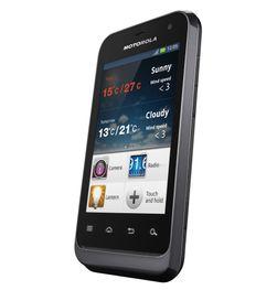 Produsentbilde av Motorola Defy Mini.