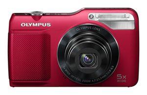VG-170 skal gi mye blitsmoro, skriver Olympus i sin pressemelding.