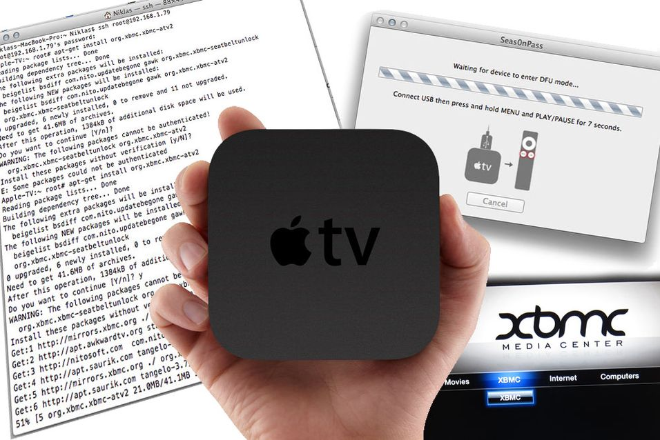 GUIDE: Vi har jailbreaket Apple TV