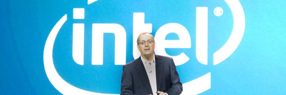 Pengene renner inn hos Intel