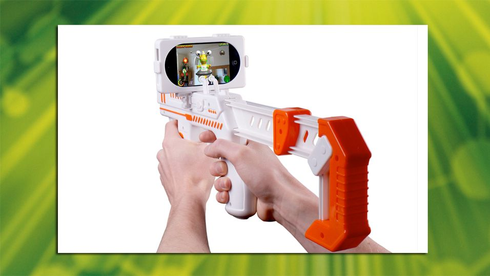 KONKURRANSE: Vant du iPhone-gevær?