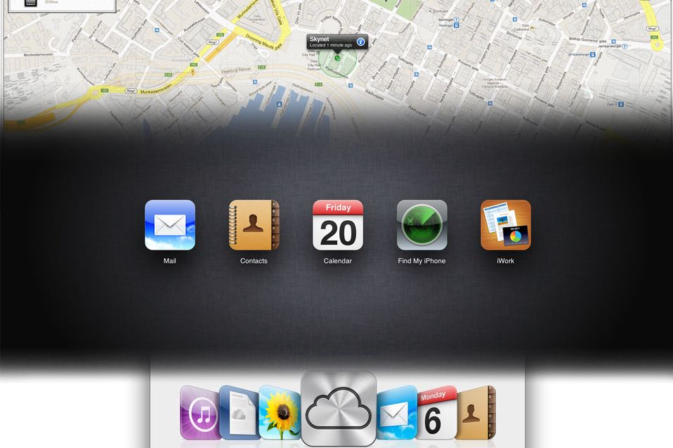 Slik bruker du iCloud på Mac
