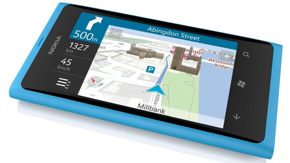 Microsoft satser på Nokia Maps