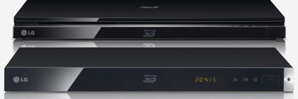 Her er årets Blu-ray-spillere fra LG