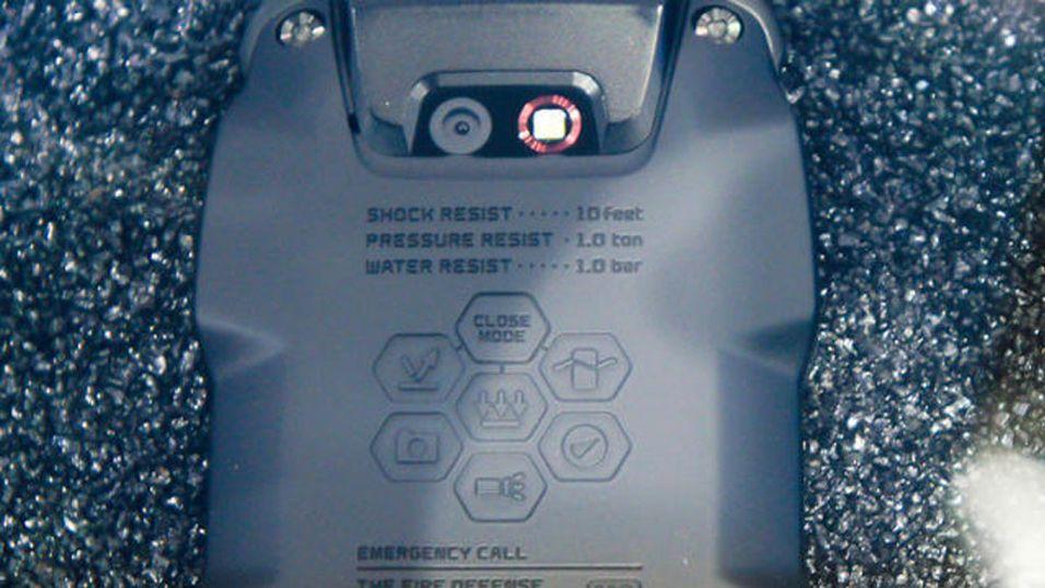 Denne mobilen tåler ett tonns trykk