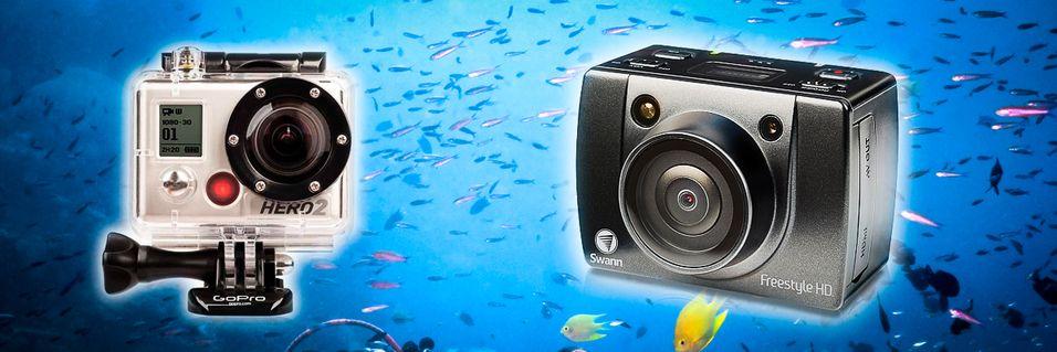 Nytt actionkamera utfordrer GoPro