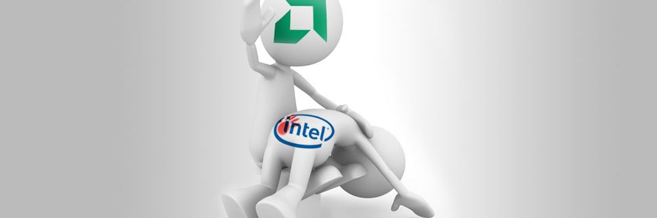 AMD slo Intel i blindtest